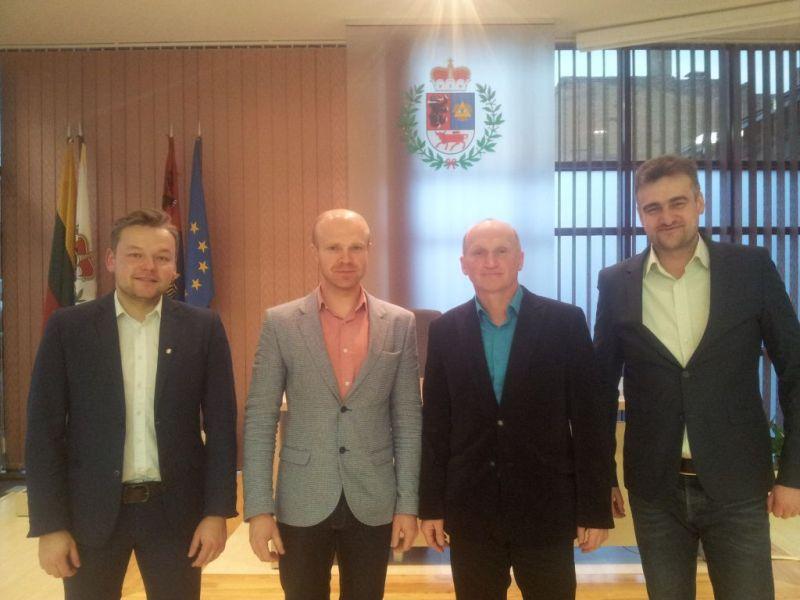 Rekyvos konferencija Ekstremalus sportas visiems 2016-2020 (6) Organizavo asociacija Vejunai Arturas Dudenas