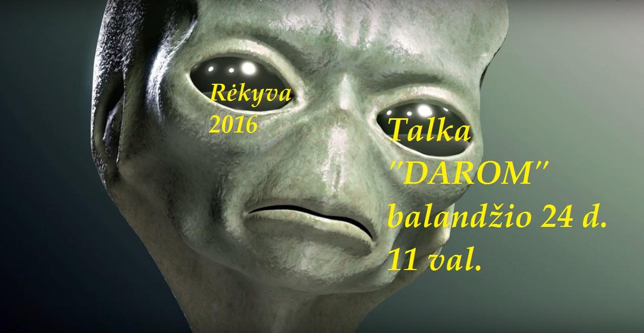 """Talka 2016 """"Darom"""" balandžio 24 d. 11 val. Rėkyvos ežeras """"Žolyno"""" spotas (Bačiūnai)"""