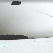 Arturas Dudenas kiteloop unhooked snow2