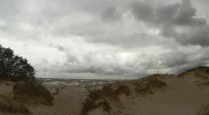 Artūras Dudėnas #65 Šventoji jūra Akinys