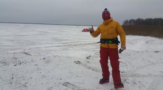 Artūras Dudėnas #95 Vėl ant ledo su kaitu ir slidėmis