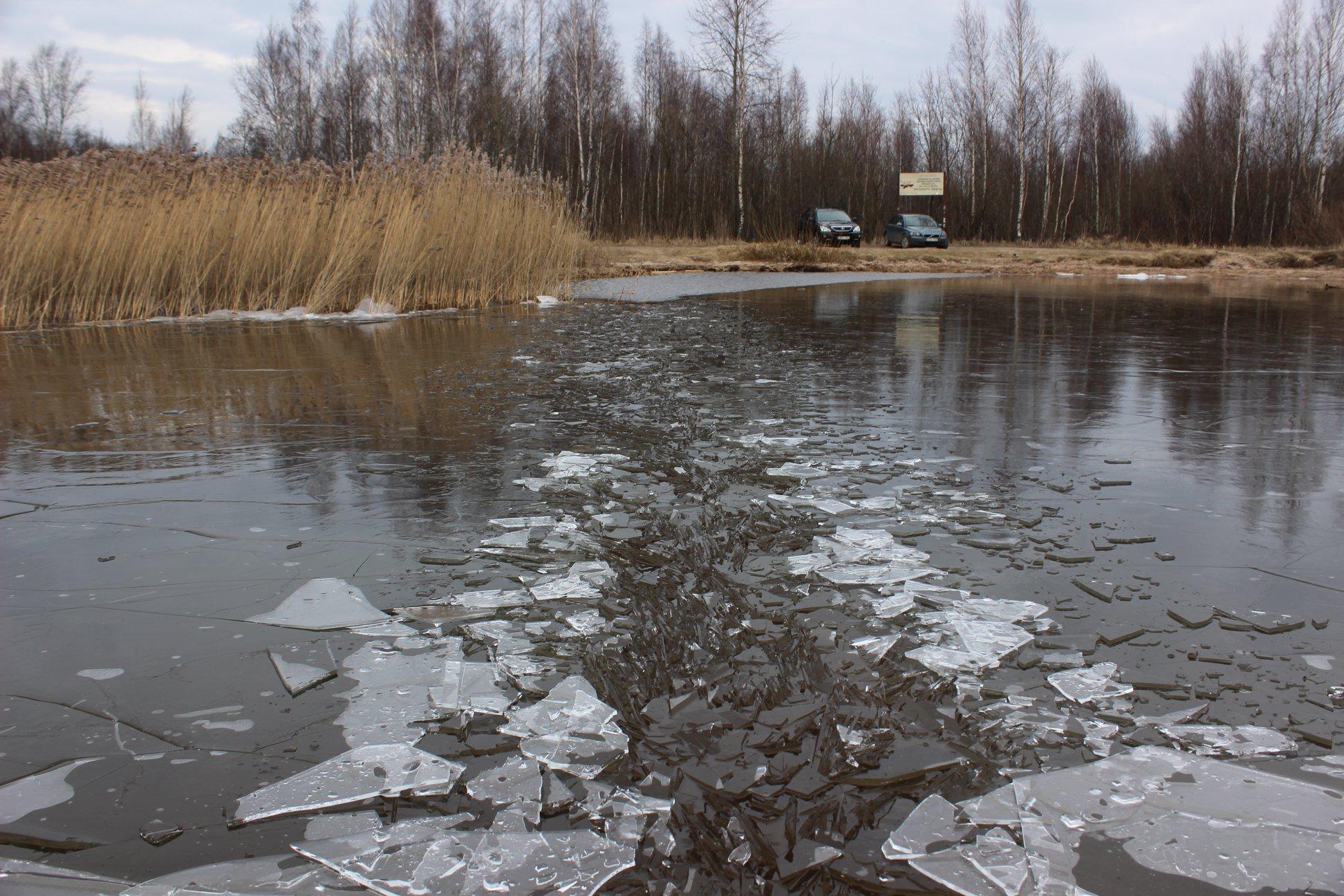 Artūras Dudėnas #114 Brendam kaituoti per ledus