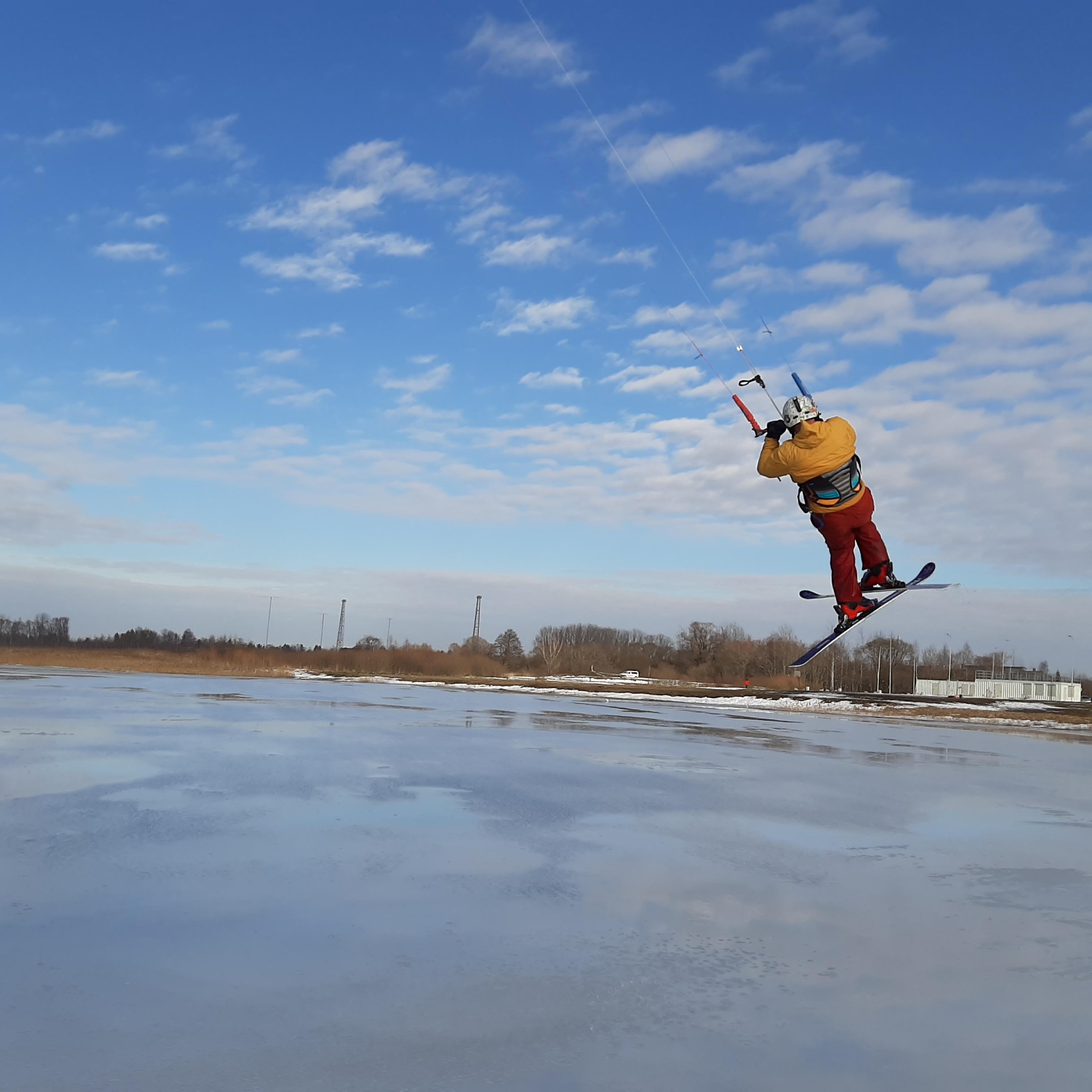 Artūras Dudėnas #140 Vasario 25 kaituojam ant ledo +9 oras
