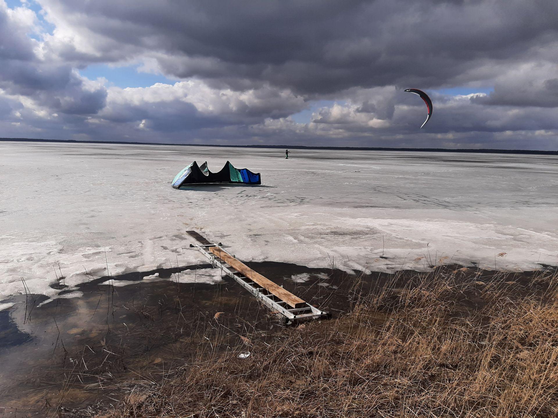 Artūras Dudėnas #145 Jėgos aitvarų žiemos sezono uždarymas max speed 108,4 km/h Naish Torch
